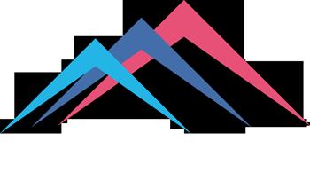 Hacke Logo weiss